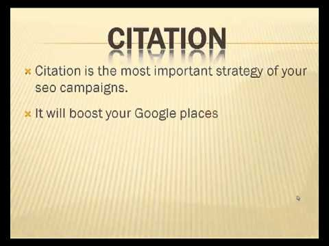 I will submit your business details on the 42 TOP UK CITATION SITES to boost your google places listing
