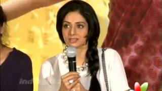 English Vinglish - 'English Vinglish' First Look Launch