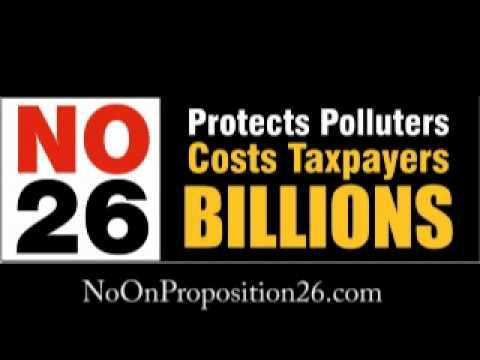 No on Proposition 26: Sacramento Area Radio Ad
