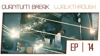 Quantum Break Walkthrough - Act 3 Part 1 [1-2] [100% Completion]