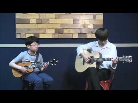 (The Beatles) In My Life - Sungha Jung & Changhyun Im