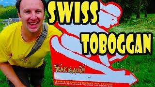 Longest Alpine Coaster in Switzerland - Frakigaudi Toboggan