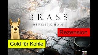Brass: Birmingham / Anleitung & Rezension / SpieLama