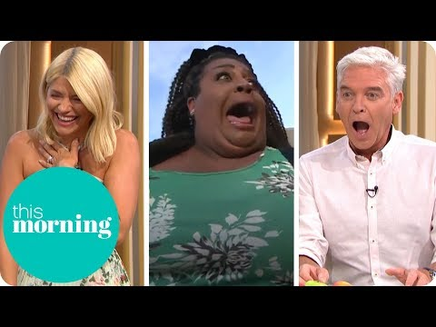 June's Funniest Moments   This Morning