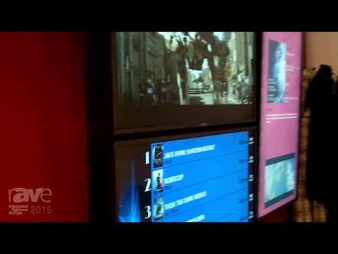 ISE 2015: XPAND Shows Off Digital Signage Customized Solution for Cinema Exhibitions