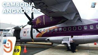 [M9] #69: Bay ATR72 của Cambodia Angkor Air đi Sihanoukville | Yêu Máy Bay