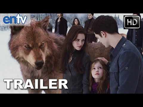 The Twilight Saga Breaking Dawn Part 2 - Official Blu-Ray Trailer [HD]