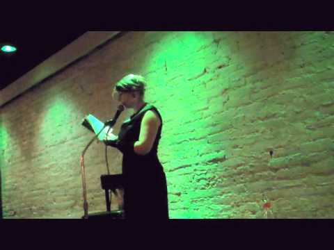 Part 2 of Emerald reading at the Philadelphia Erotic Literary Salon 12/21/10