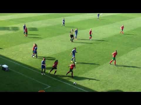 BiH - Bugarska U19 žene 31.07.2019