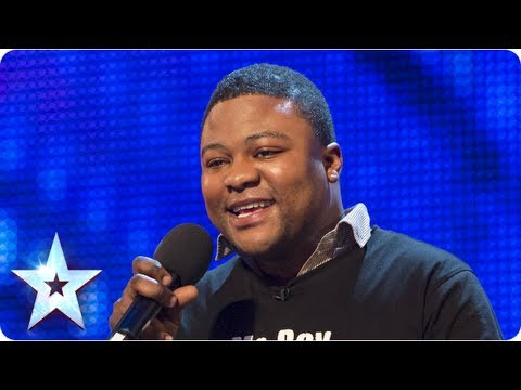 MC Boy gets everybody clubbing and rocks the stage! - Week 2 Auditions | Britain's Got Talent 2013