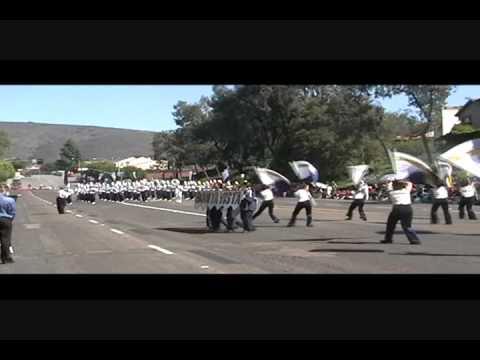 Bonita Vista Marching Band at Mt Carmel Parade 2009
