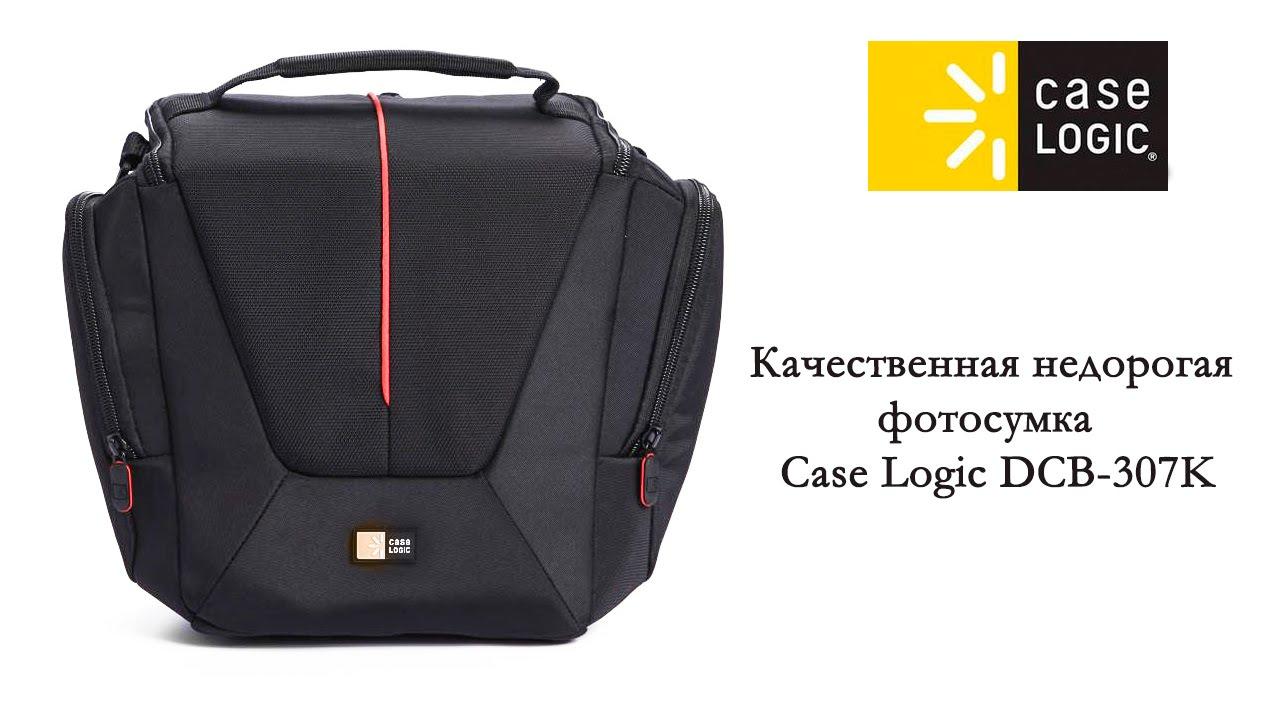 сумка case logic qpb203k : Case logic dcb k