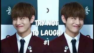 Download Lagu BTS TRY NOT TO LAUGH CHALLENGE #1 Gratis STAFABAND