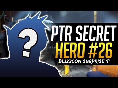 Overwatch PTR PATCH SECRET HERO UPDATE? Winston buff & New Spectator Mode