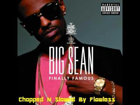 Big Sean Fet. Wiz Khalifa & Chiddy Bang - High (Chopped And Slowed By Flawless)