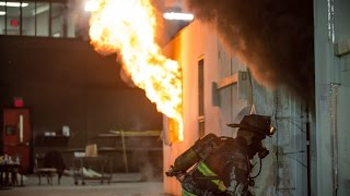 Fire Attack Full-Scale Experiments