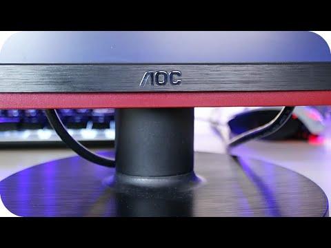 Monitor PC Gaming con FreeSync: AOC G2460VQ6 review español