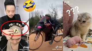 Chinese Tik Tok 😂 Interesting Funny Videos on Chinese Tik Tok 2020 😂 # 37