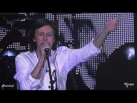 Paul Mccartney - Hey Jude [20150502 Out There Live In Seoul, Korea] video