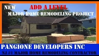 CONTRACTORS – Second Story Additions in New Jersey - Home Additions - Add a Levels  NEW SERIES