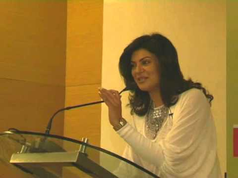 Face2face Sushmita Sen video