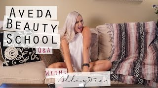 Beauty School Q&A | Aveda Institute Denver | Alliytee