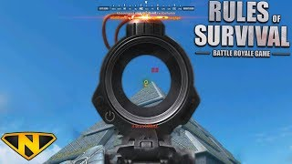 Challenging Everything! (Rules of Survival: Battle Royale)