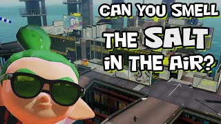 Pirates arr why Splatoon has no voice chat