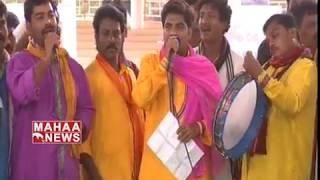 Flok Song On AP Special Status | #DharmaPorataDeeksha