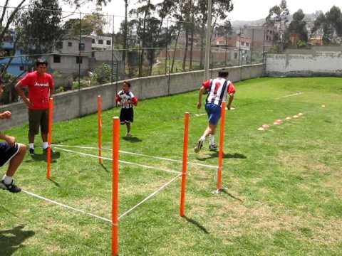 Trabajo Pliometrico de futbol