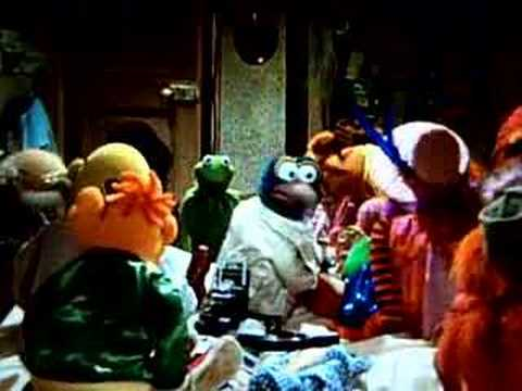 The Great Muppet Caper Janis Naked Clip video