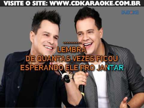 João Neto & Frederico   Ele Não Vai Mudar