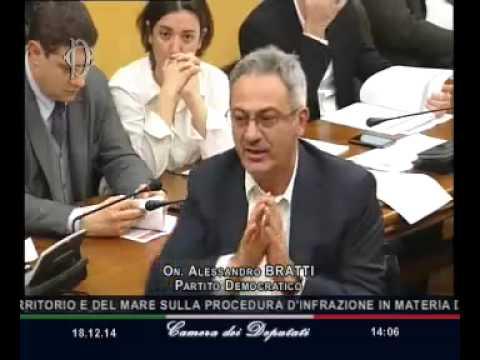 Roma - Discariche abusive, audizione Ministro Galletti (18.12.14)