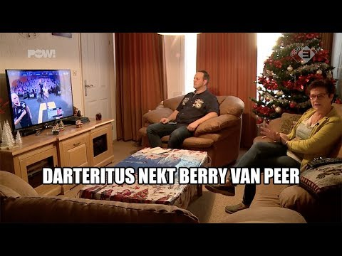 Darteritus nekt Berry van Peer