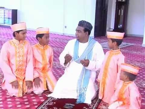 Tamil Islamic Songs Anju Vela Tholuhanum.flv video