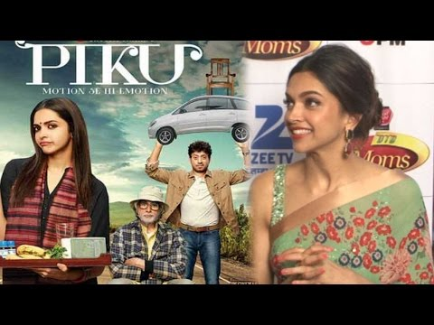Deepika Padukone's Unexpected Reaction About Piku