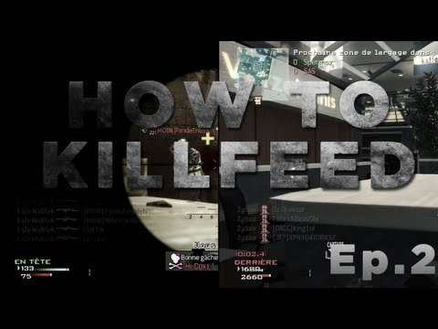 How to Killfeed Ep.2 MW3 avec Zydar | Resistance