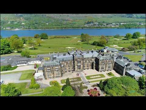 Mar Hall Golf Resort - Drone Promotional Video