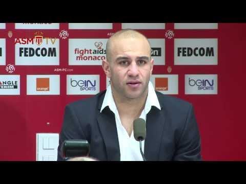 Aymen Abdennour, ses premiers mots en arabe avec l'AS Monaco FC