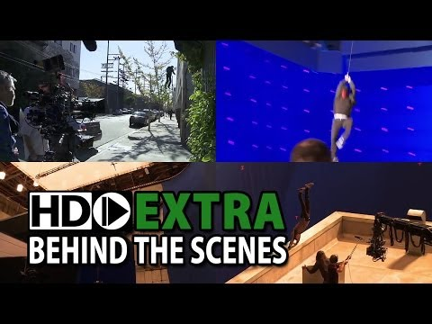 The Amazing Spider-Man (2012) Making of & Behind the Scenes (Part6/6)