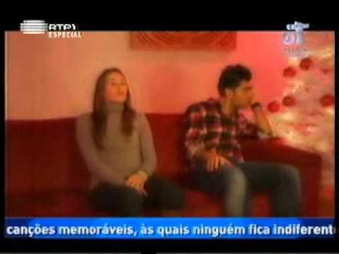 Operação Triunfo 2010 - Gala Especial de Natal - Pedro Fernandes interrompe aulas na escola da OT