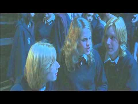 All Fred & George Weasley Scenes Movies 1-8 [1/2]