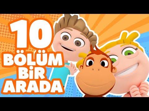 Kukuli – Funny Cartoons for Kids | Best Episodes Compilation & Kids Songs | 45 MINUTES