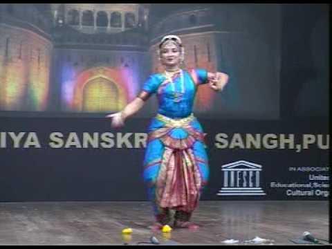Bharatanatyam - Thillana video