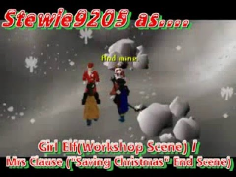 [RS] The Year Runescape Lost Santa Part 2