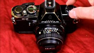 Introduction to the Pentax K2 (Video 1 of 2)
