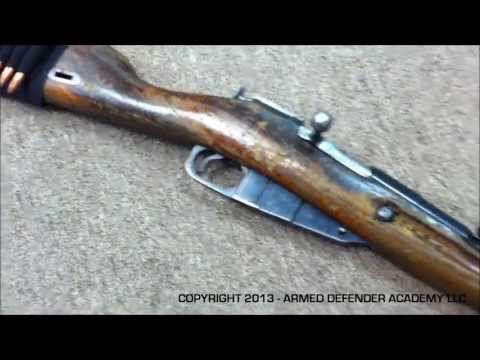 Mosin Nagant Variant - Type 53 Carbine