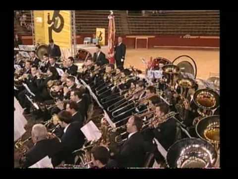 Flor de Azahar - III Baile de la Felicidad - G Fritze - CIM La Armonica de Buñol - El Litro