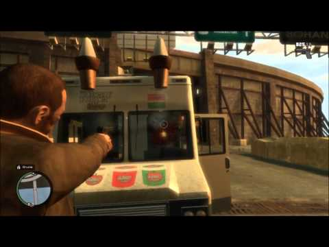 GTA IV Gameplay/Commentary [Part 12] - Texting and Driving