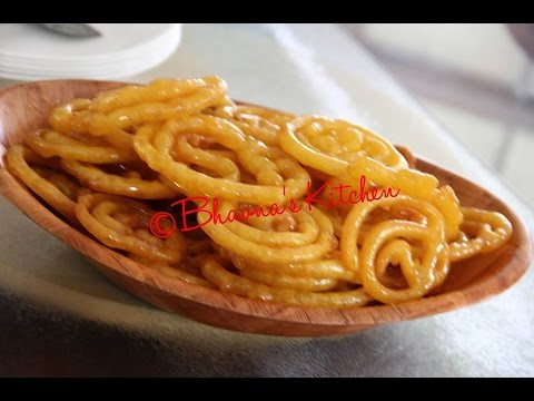 Jalebi Making made easy!